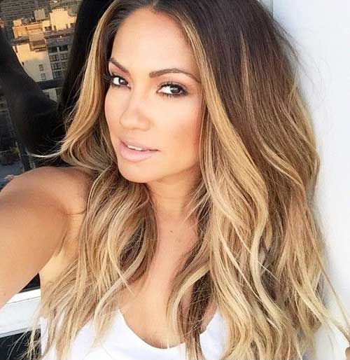 15 Stylish Girls with Long Hair: #7 | Gorgeous Hair | Pinterest ...