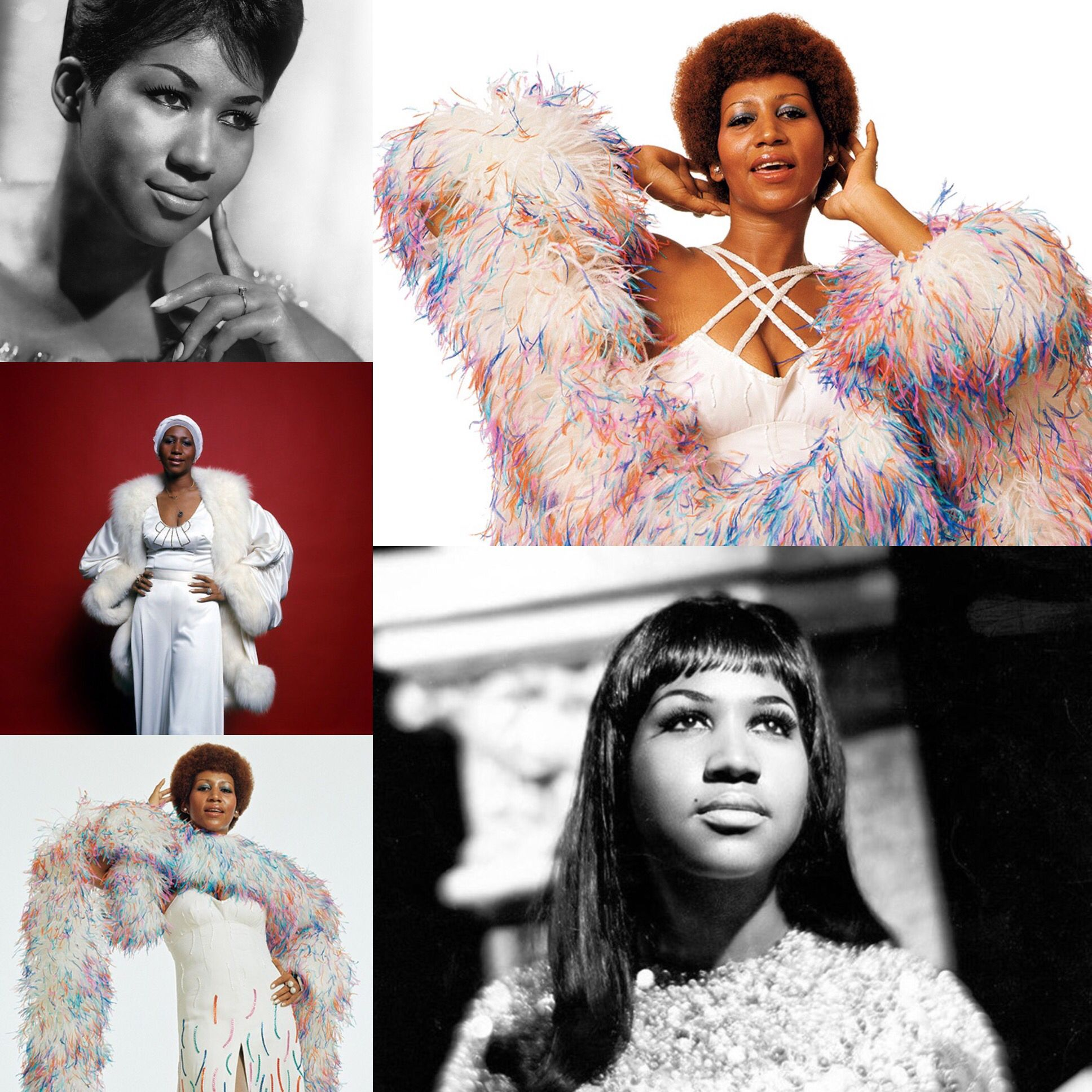 Aretha Franklin With Images Aretha Franklin Soul Music