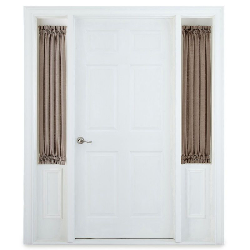 JCPenney Home Rod-Pocket Sidelight Curtain