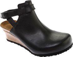 Birkenstock Papillio Esra Leather Closed Toe Sandal ...