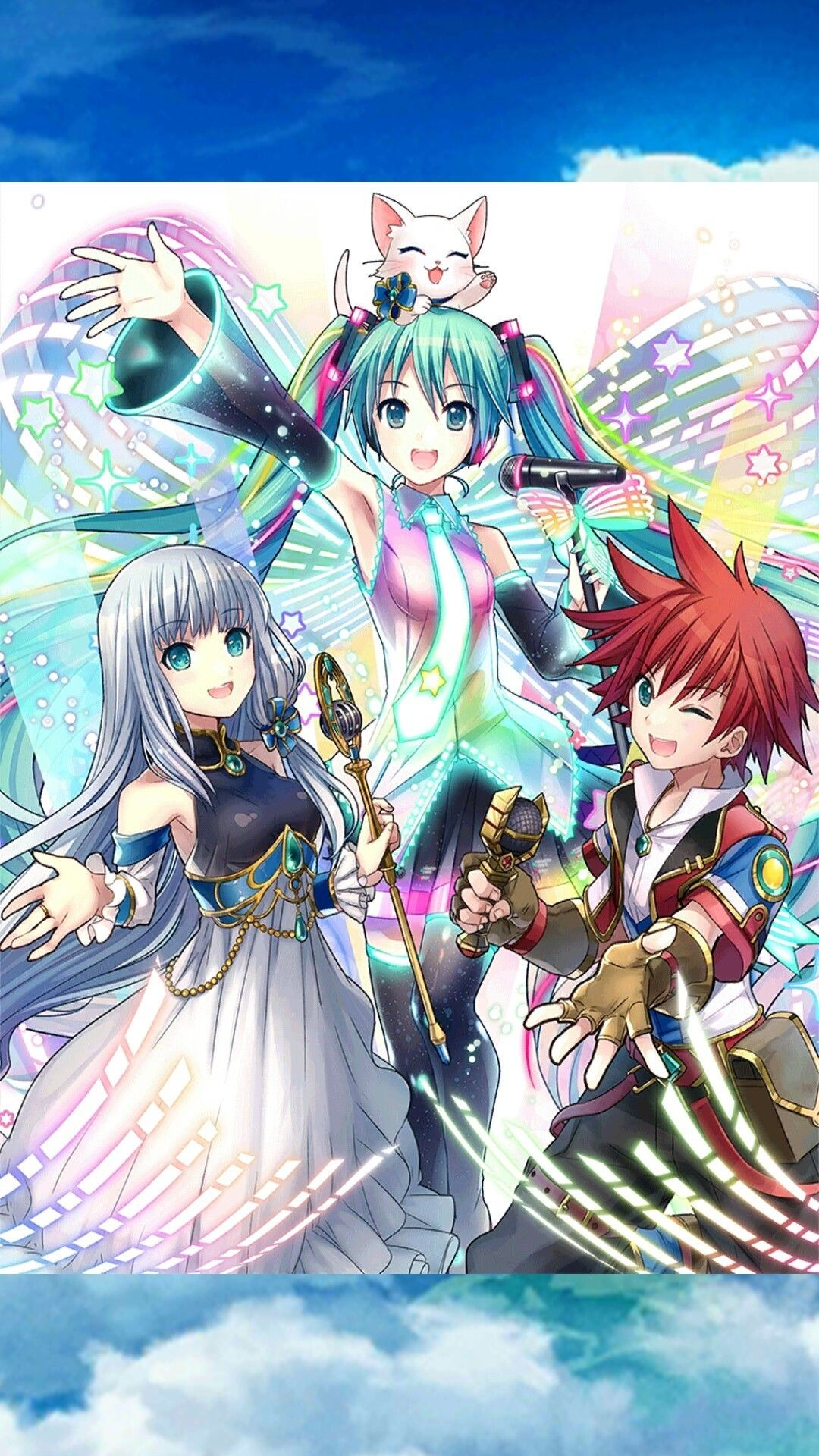 Pin by Kairu カイル on Vocaloids Anime, Hatsune miku, Vocaloid