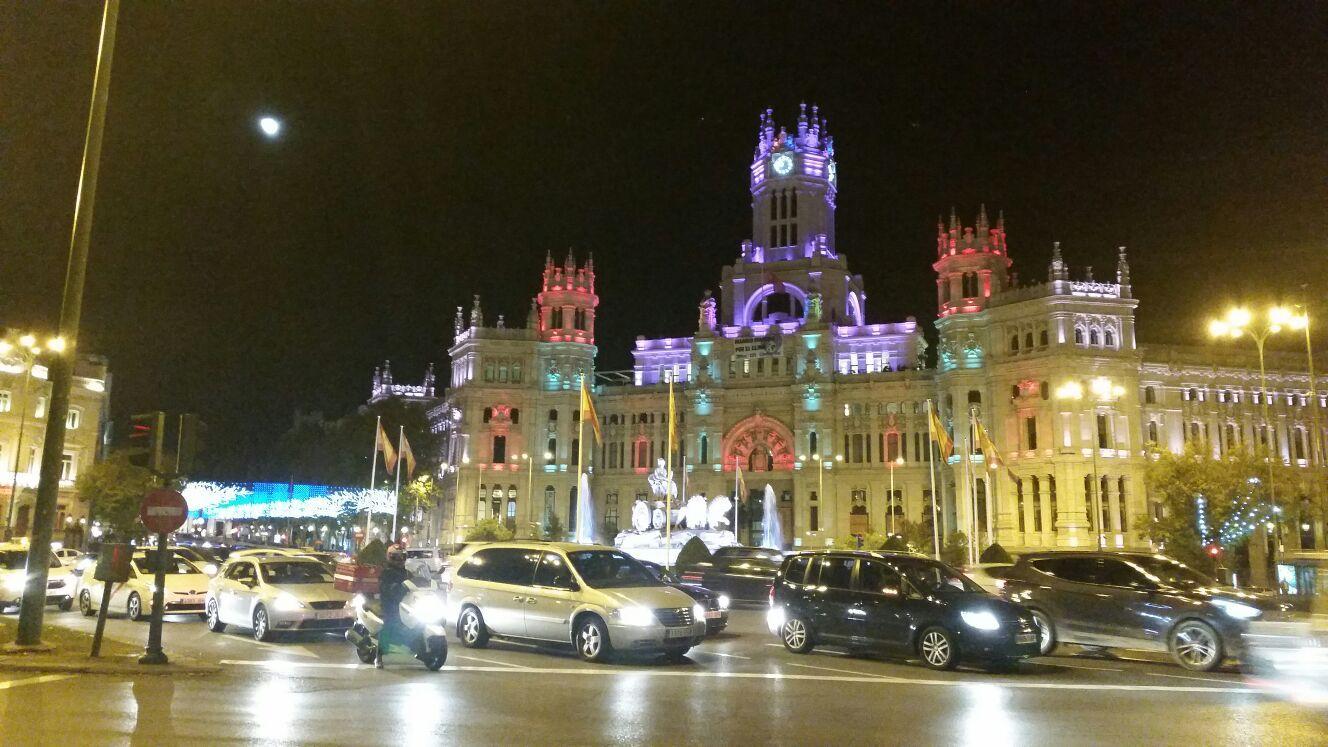 Plaza de Cibeles Madrid, Spain (con imágenes) Casas