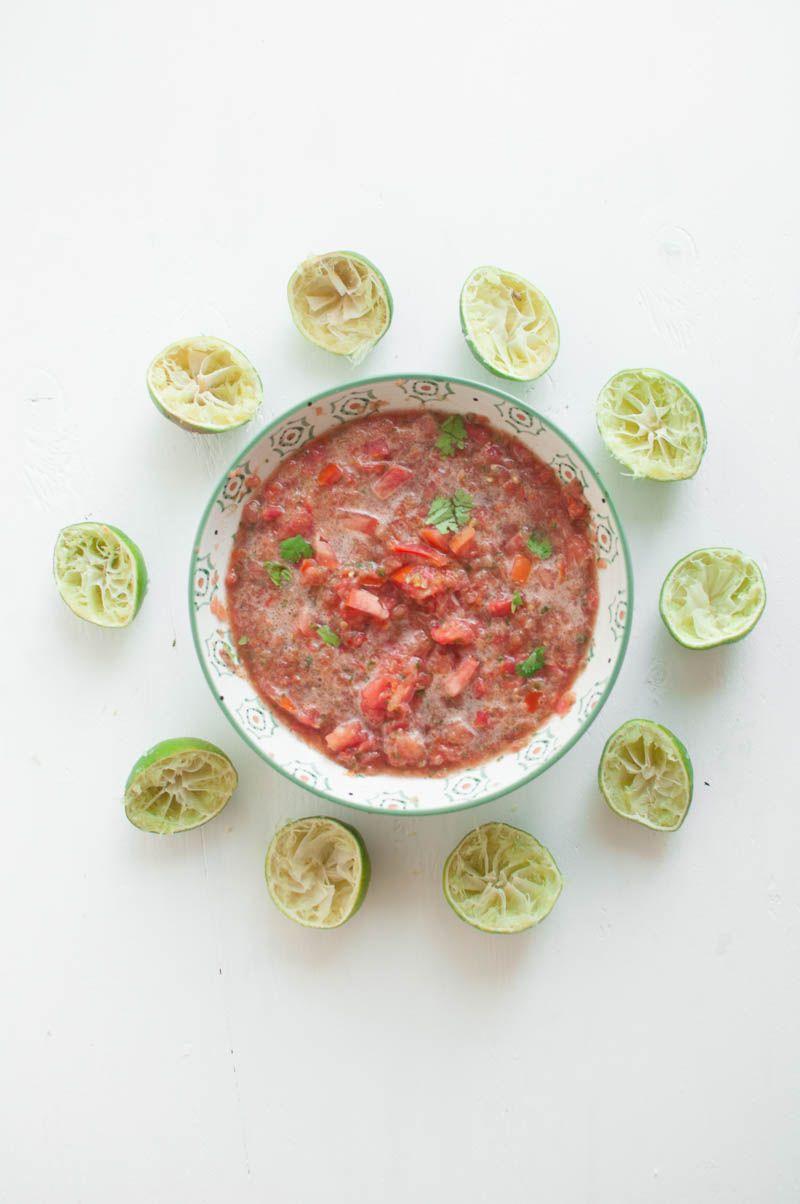 Guatemalan Fresh Salsa