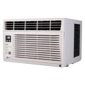 Lg Electronics 6 000 Btu 115 Volt Window Air Conditioner With Remote Lw6013er At The Home Depot With Images Window Air Conditioner Window Air Conditioners Home Maintenance