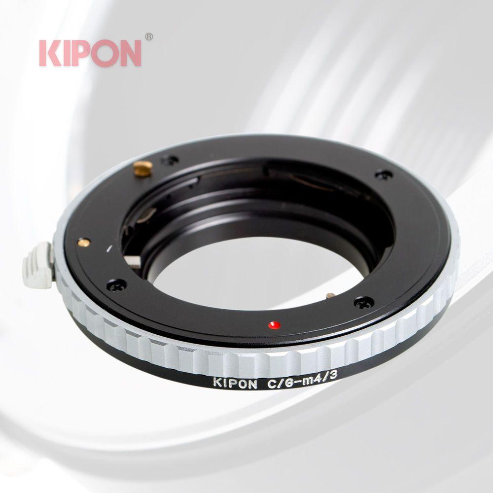Kipon Adapter for Contax G Lens to Olympus Micro Four Thirds M4/3 MFT Camera #kipon