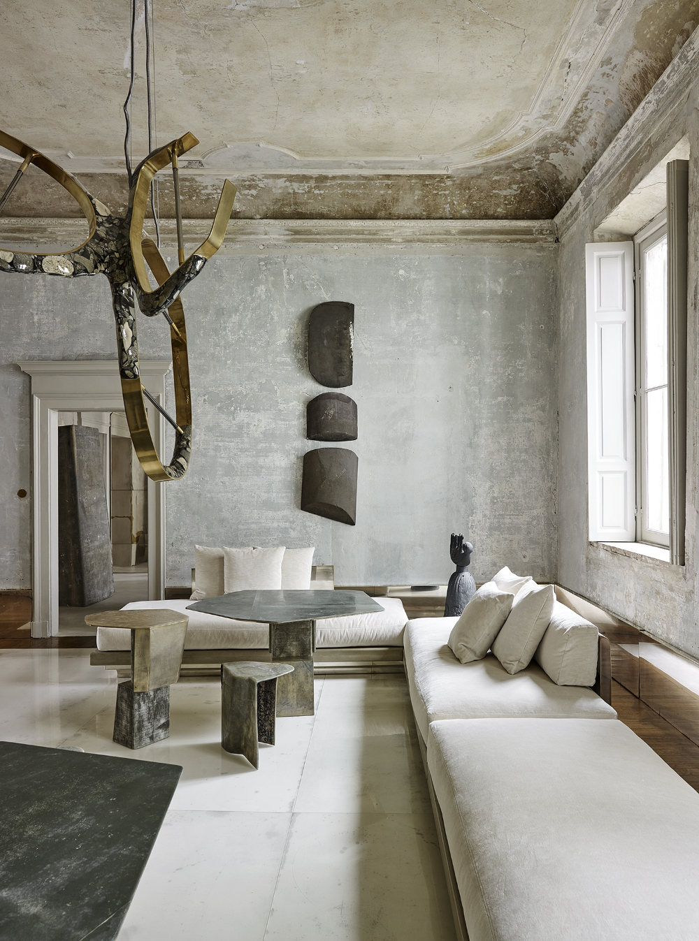 Why Architect Vincenzo De Cotiis Loves His Milan Palazzo More Than Ever - Galerie