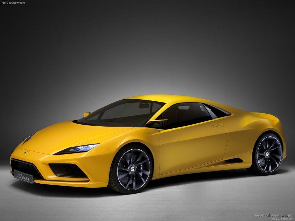 2010 Lotus Elan Concept Car Wallpapers Wallpapers) U2013 Wallpapers For Desktop