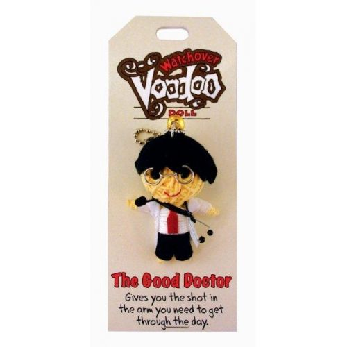 The Good Doctor Voodoo Doll