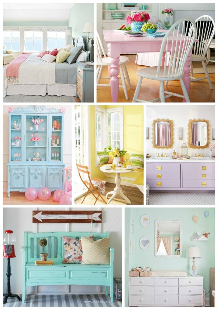 Add Spring To Your Space 20 Fabulous Spring Paint Colors Pastel
