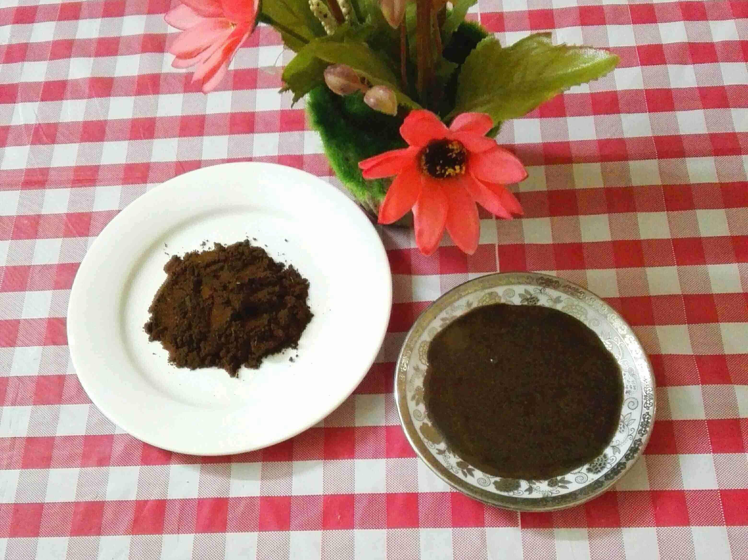 ماسك القهوه للبشره والنتيجه رائعه أفكار منزليه زاكي Recipe Homemade Chocolate Food