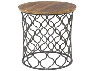 Vanguard Furniture Living Room Accent Table 474649