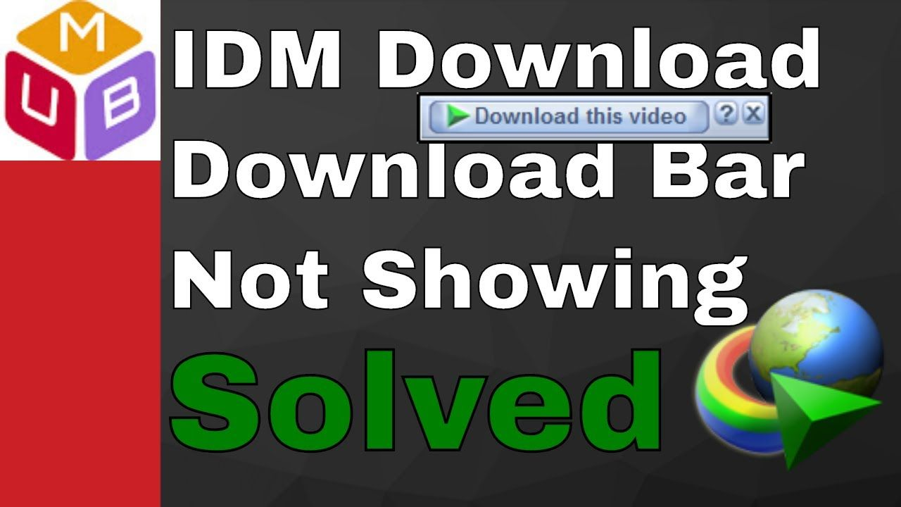 How to solve (IDM) not appearing problem in Google Chrome Urdu/Hindi