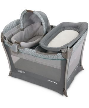 Playpen With Bassinet Babies R Us : playpen, bassinet, babies, Graco, Day2Night, Sleep, System, Bassinet,, Play,