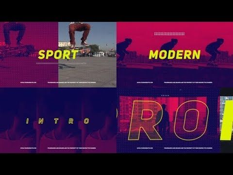 Sports Opener Videohive After Effects Templates