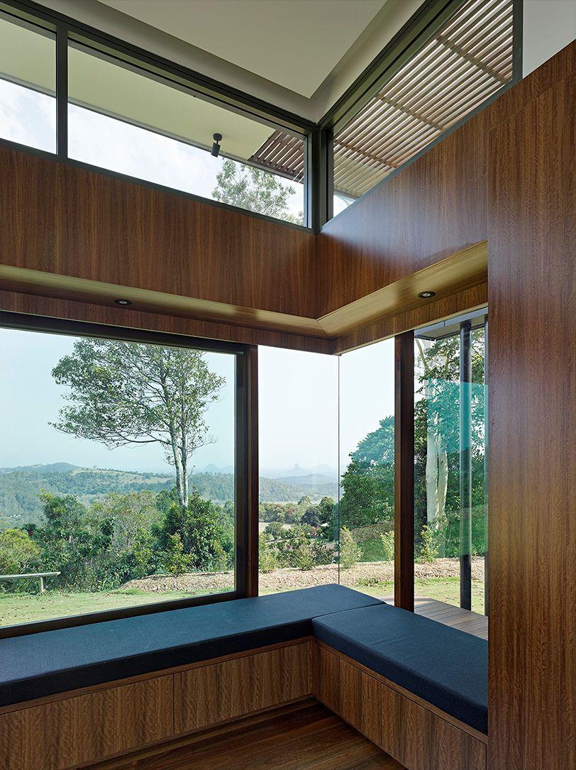 Great Window Design For Such A Wonderful View Seen On CONTEMPORIST DesignArchitecture InteriorsTim