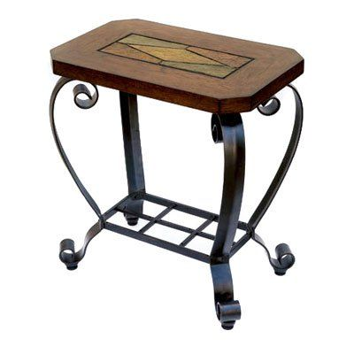Have To Have It Iron Chairside Table Matches My Other Set And Will Go Perfectly Next To My Recliner Chair Side Table Table Hayneedle
