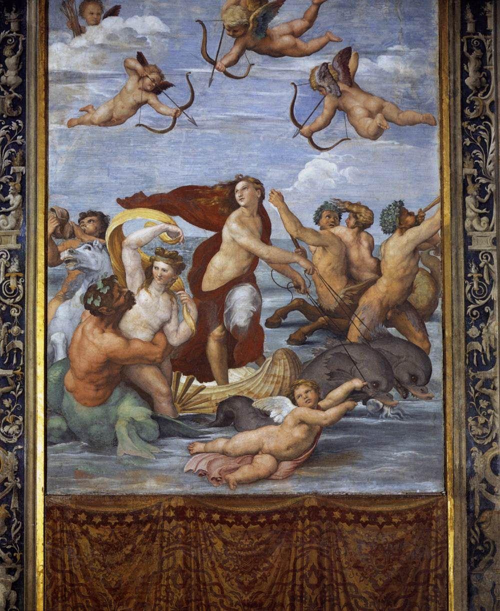 raphael's triumph of galatea 01 - raphael - wikipedia, the free
