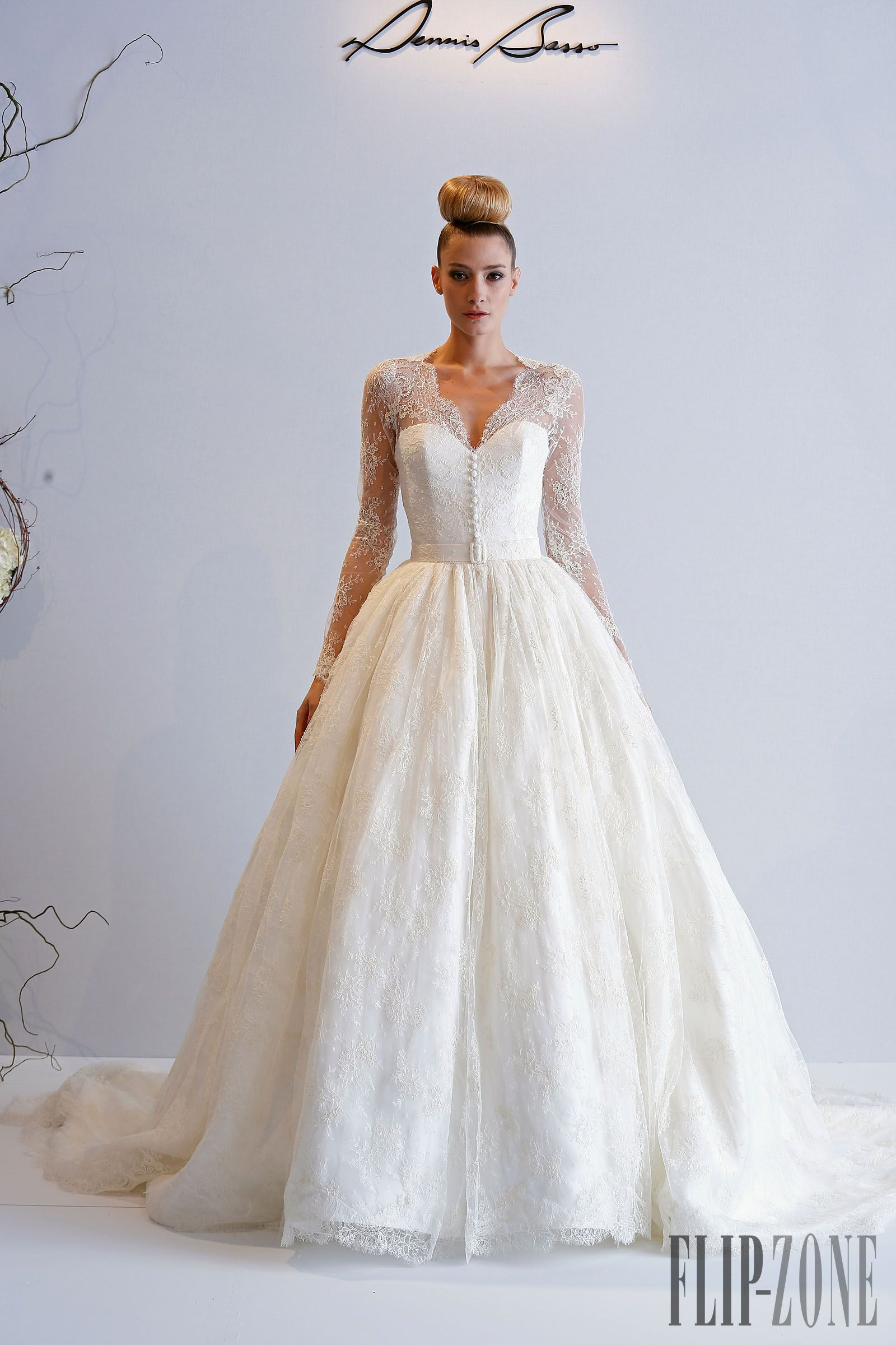 Wedding dresses kleinfeld  Dennis Basso for Kleinfeld  collection  Bridal
