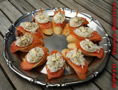 tapas espanolas salmon