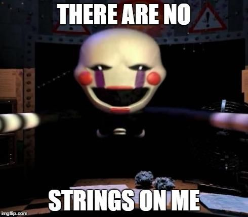 Scary Five Nights At Freddy's Memes Age Of The Marionette Five Nights At Freddy S Fnaf Funny Fnaf Creepy Kids age of the marionette five nights at