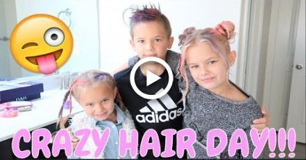 CRAZY HAIR DAY AT SCHOOL #crazyhairday CRAZY HAIR DAY AT SCHOOL |THE LEROYS - #crazy #leroys #school - #new #crazyhairday CRAZY HAIR DAY AT SCHOOL #crazyhairday CRAZY HAIR DAY AT SCHOOL |THE LEROYS - #crazy #leroys #school - #new #crazyhairdayatschoolforgirlseasy