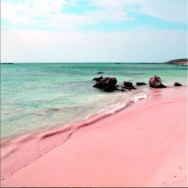Resolution Get Your Priorities Straight Ellafonisi Beach Crete Greece