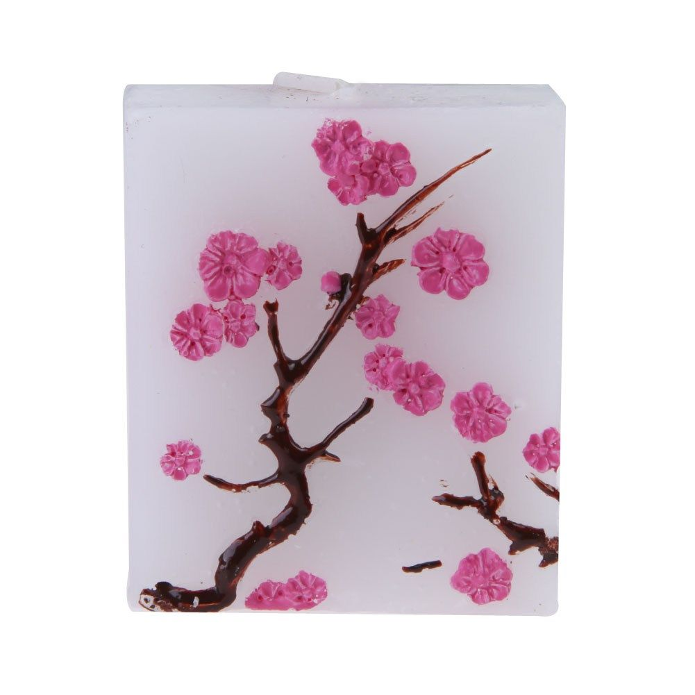 Wedding decorations list  weddings decoration handmade sakura candle gum resin candles wedding