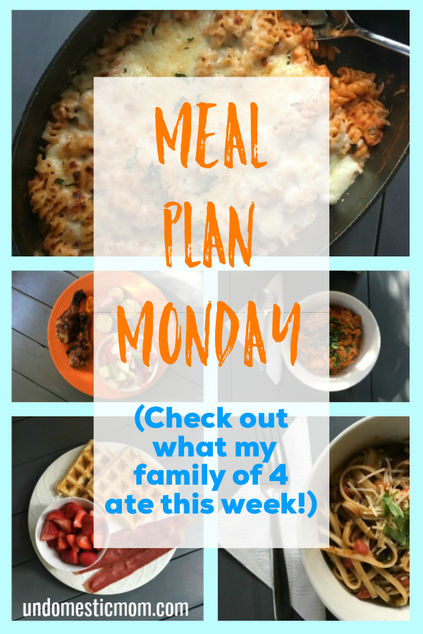 Meal Plan Monday: Grocery Shopping on a Budget images
