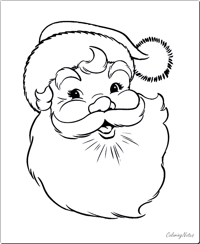 Santa Claus Coloring Pages Free Printable Christmas Coloring Pages Free Christmas Coloring Pages Disney Coloring Pages