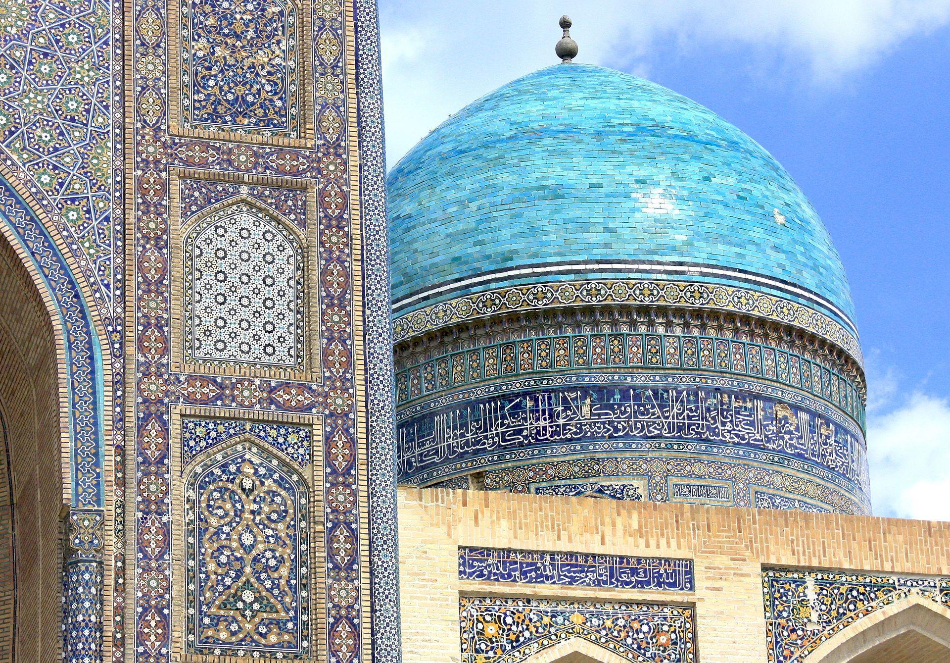 Картинки по запросу mir i arab madrasa in bukhara uzbekistan
