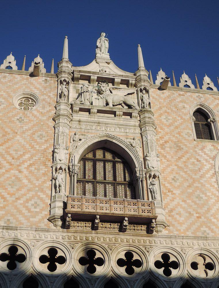 Image result for venice italy palazzo ducale balcony