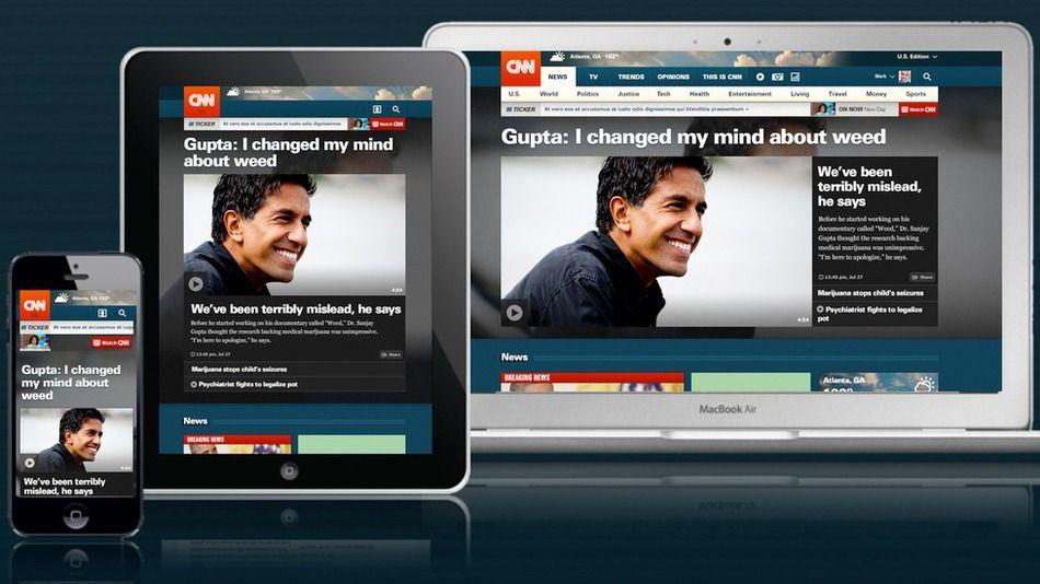 Cnn embarks on 15 million web redesign web technology