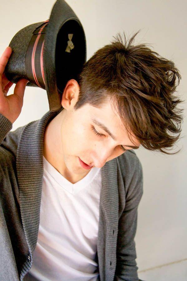 27+ Side fringe haircut male trends