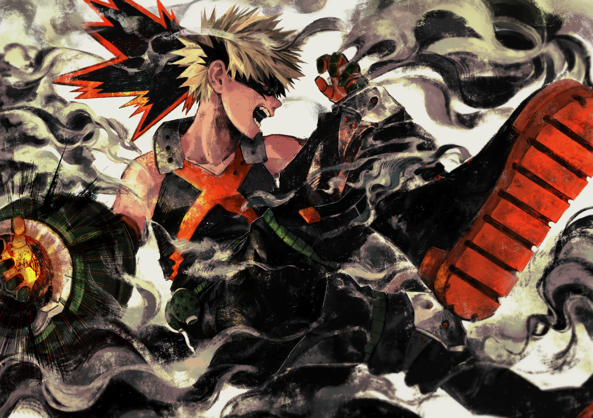 Boku No Hero Academia Katsuki Bakugou Boku No Hero Academia My Hero Academia My Hero
