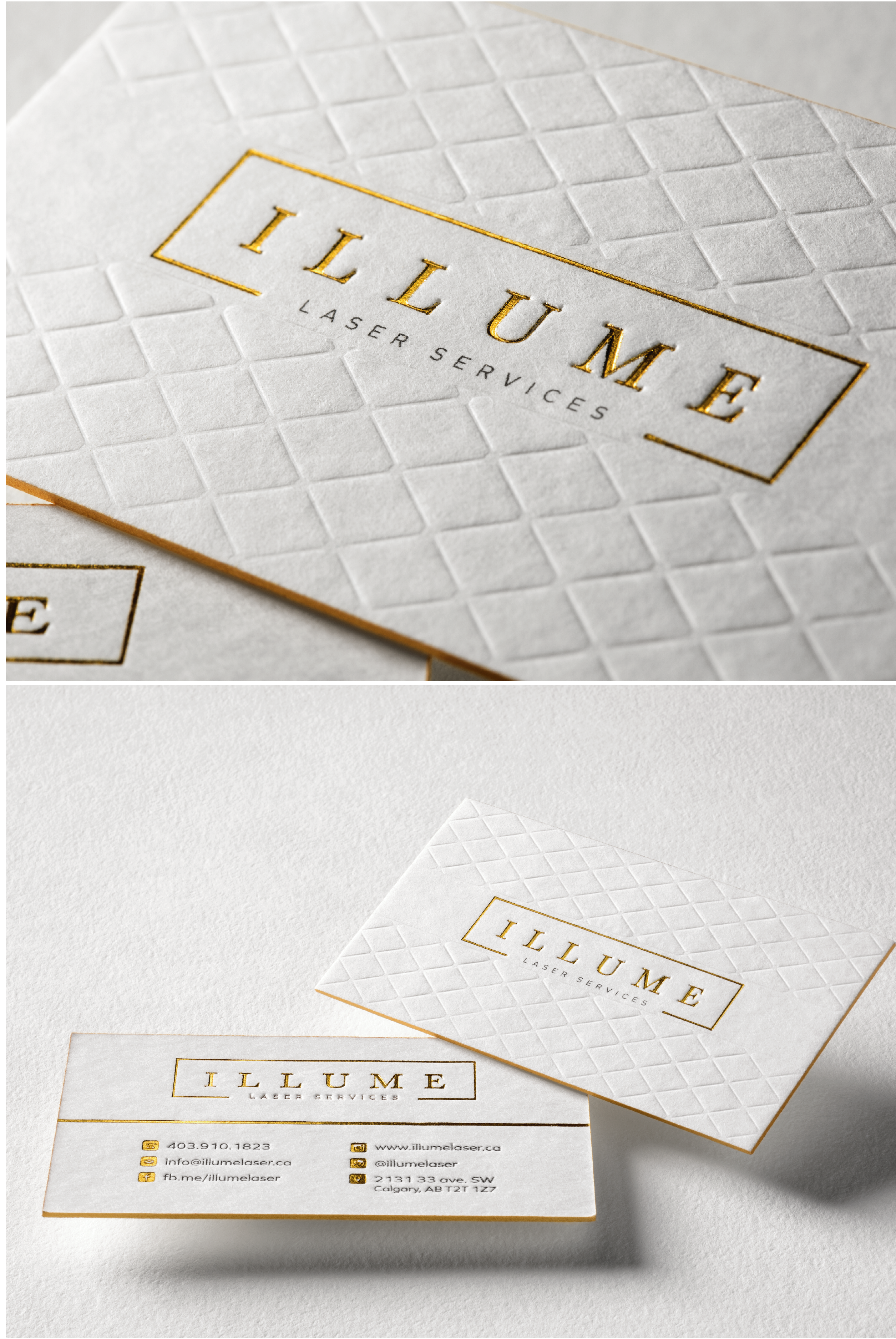 This Elegant Cotton Business Card Is A Thick 45pt Card Made
