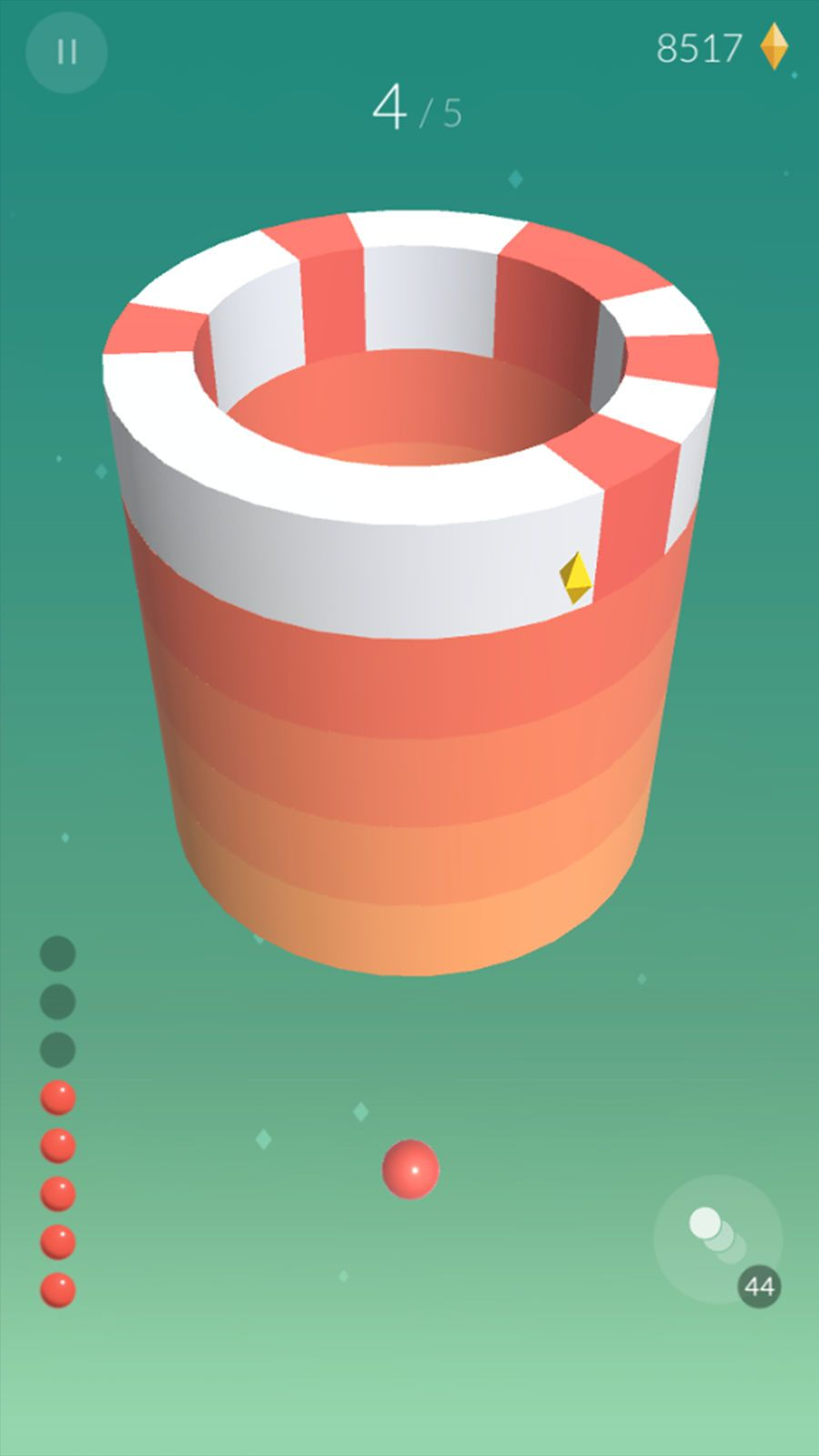 Paint Hit: Color Blast #Games#Interactive#Action#ios   Game ...