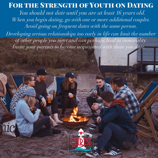 For the strength of youth dating