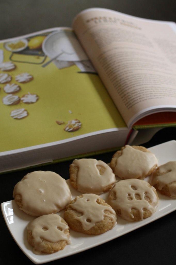 Norah's Vegan Lemon Lemon Cookies   Isa Chandra Moskowitz
