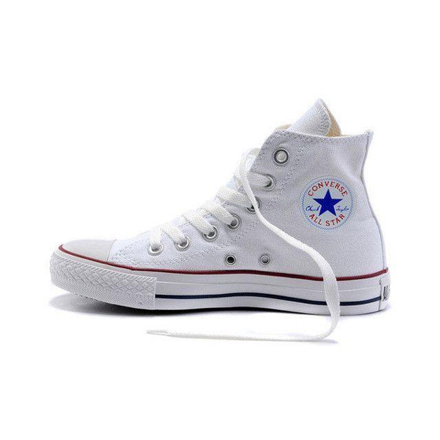 1f24d1ca15 Original Converse Classic Unisex Canvas Skateboarding Shoes High top  Sneaksers
