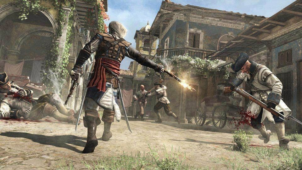 Assassin S Creed Four Black Flag Review Assassins Creed Black Flag Assassins Creed Assassins Creed 1