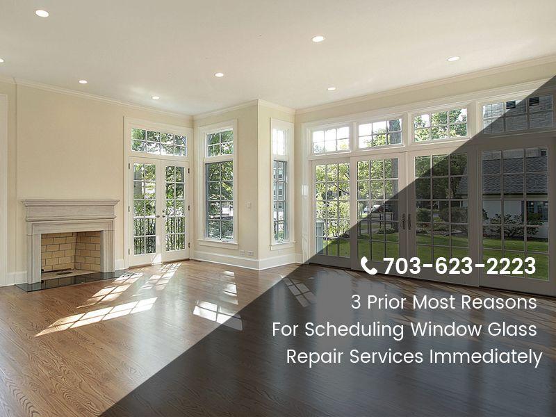 Window Glass Repair and installation Services #glassrepair
