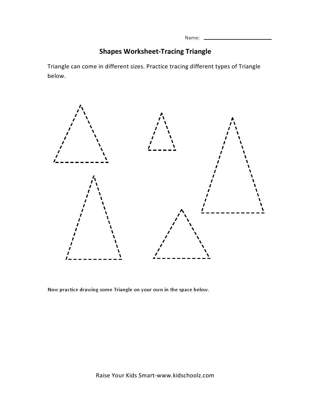 worksheet Triangle Worksheet triangle shape buscar con google p3 pinterest google