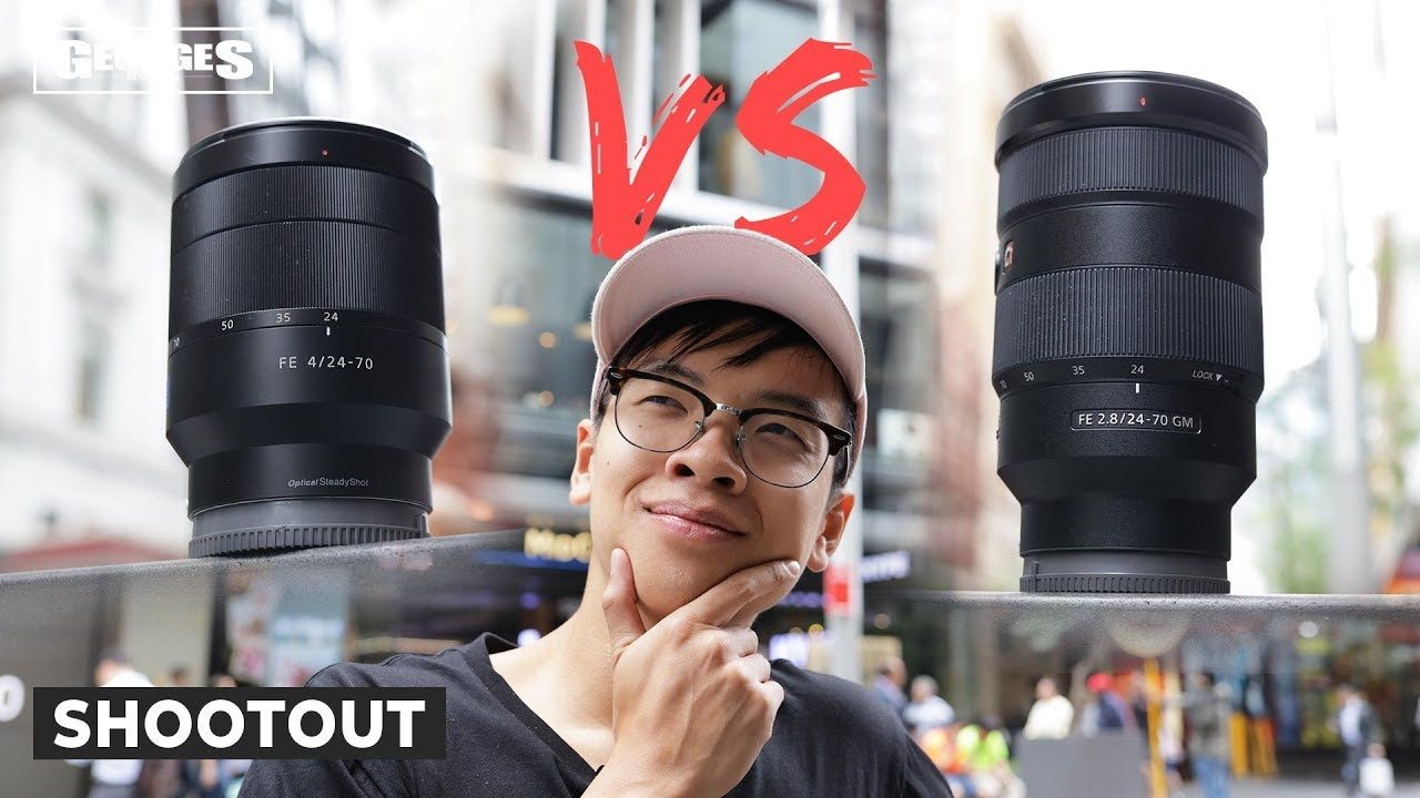 Sony 24 70mm F2 8 Gm Vs Zeiss 24 70mm F4 Which Is The Better 24 70 Sony Zeiss Good Things