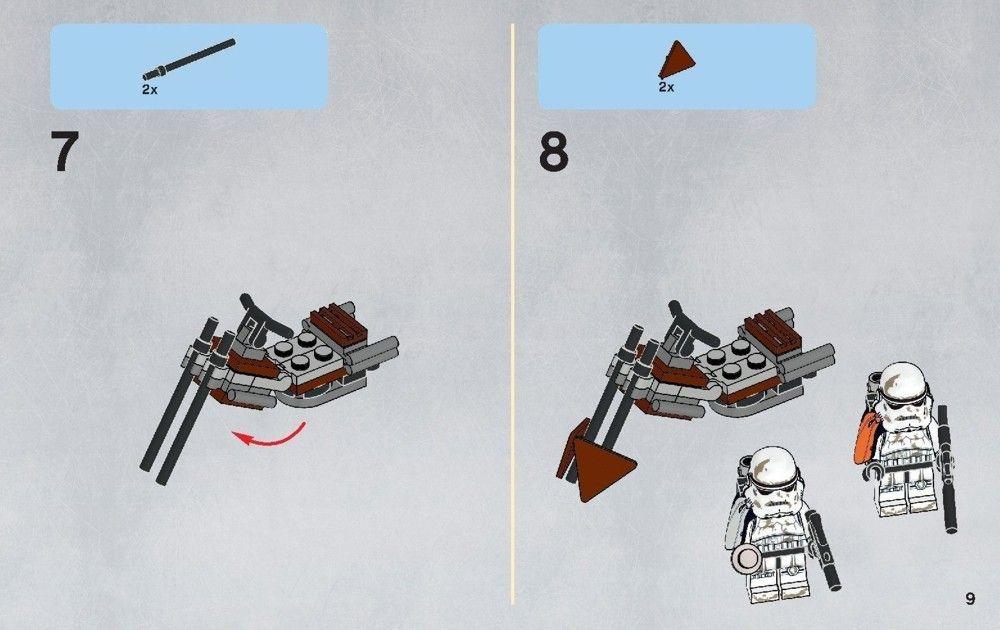 Star Wars Droid Escape Lego 9490 Lego 9490 Pinterest Star