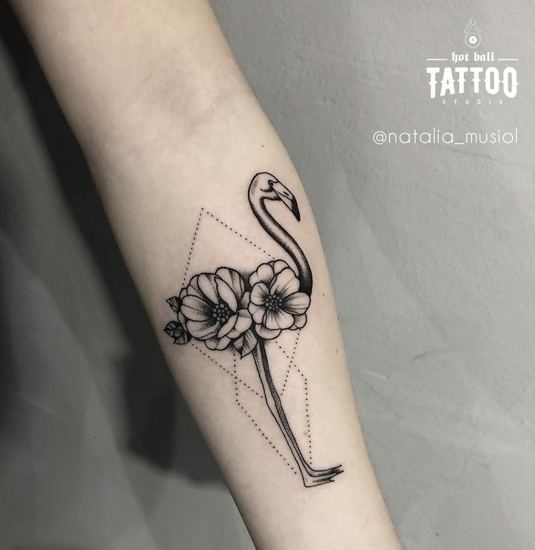 Photo of Tatuajes flamencos bonitos y originales. Descubre la mejor colección de tatuaje …