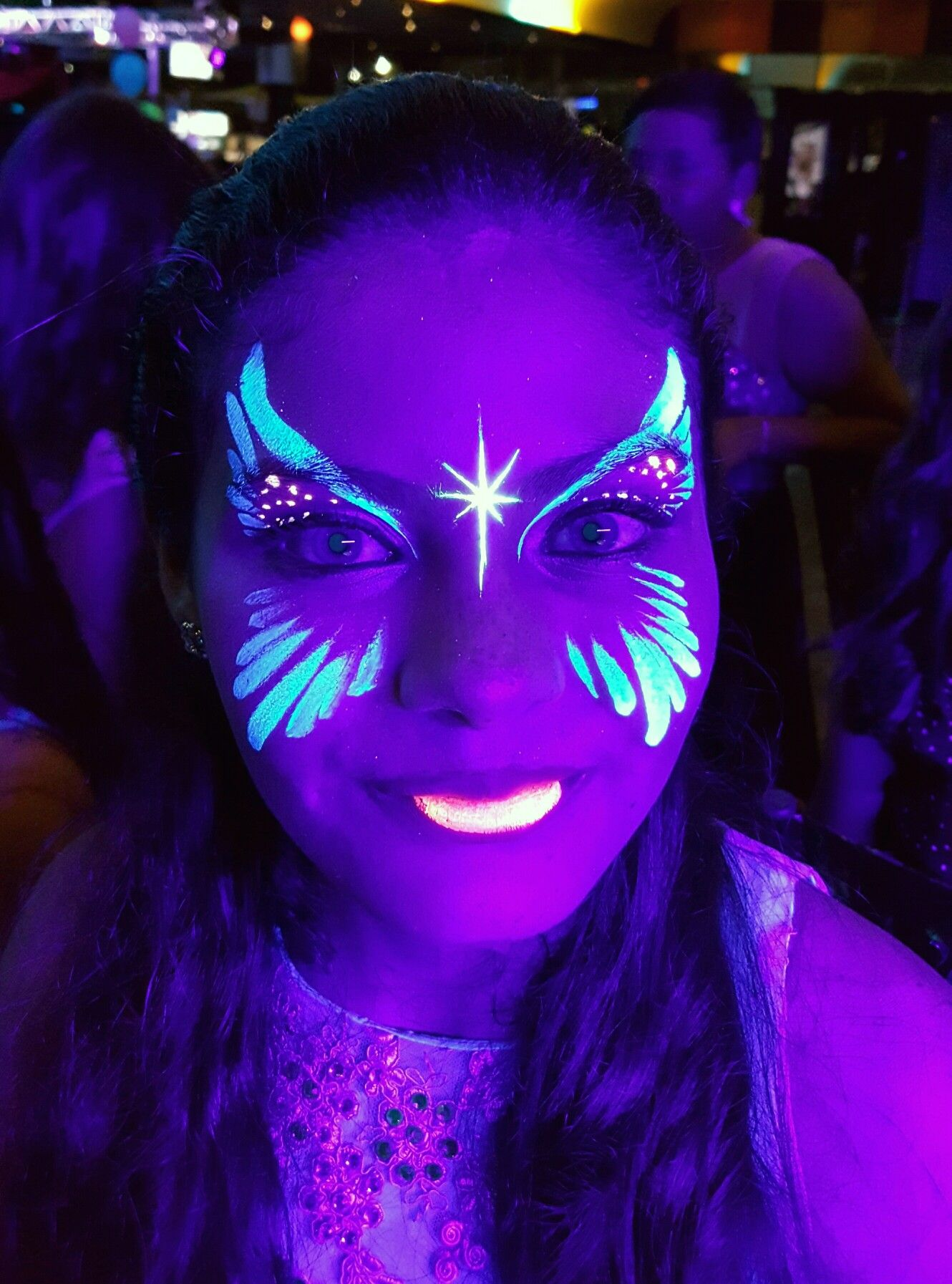 Pin By Lilly Santos On 10yr Old Bday | Pinterest | Neon Neon Party And Face