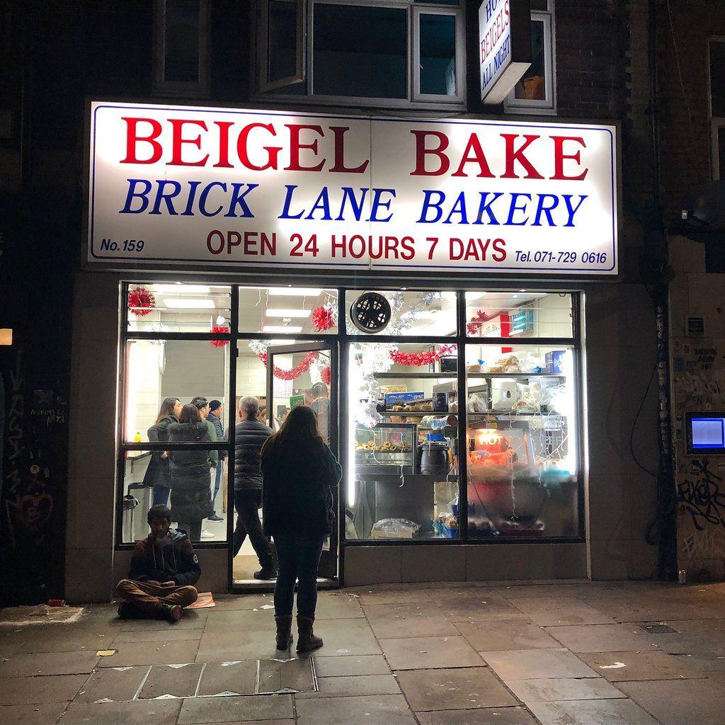 Brick Lane Beigel Bake London East End East London Restaurant Reviews Photos Phone Number East End London London Restaurants East London Restaurants