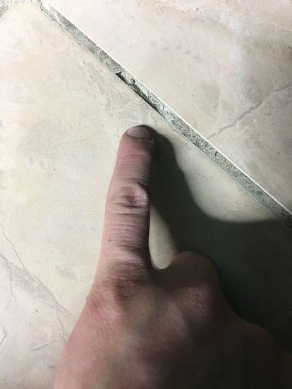 Fix Cracked Missing Tile Grout In A Few Easy Steps In 2020 Grout Repair Home Repairs Tile Grout