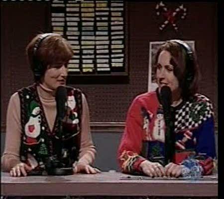 alec baldwins christmas balls Schweddy Balls SNL Funny Videos