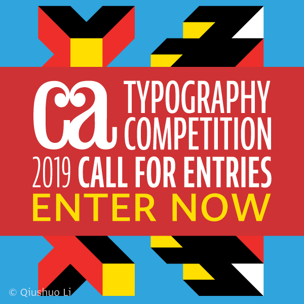 Communication Arts 2019 Typography Competition | Latest News